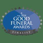Good Funeral Awards Logo