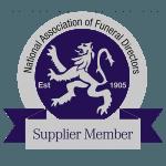 Supplier Member for National Association of Funeral Directors