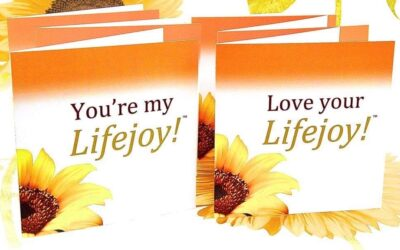 A Lifejoy of Your Greetings Cards