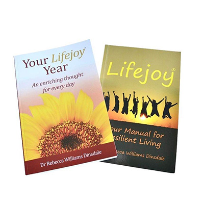 Your Lifejoy Year... Book cover for new book coming soon